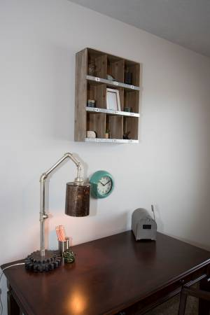 Custom Home Desk Area