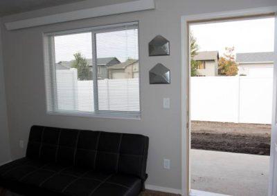Custom Home Doorway