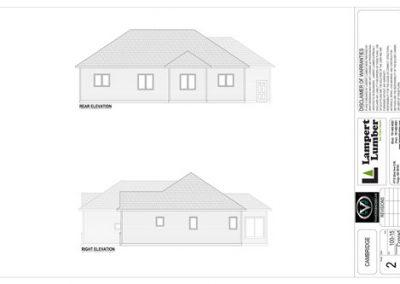 Cambridge Home Plan
