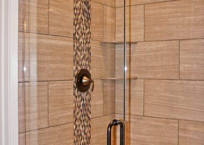 Custom Home Shower Door