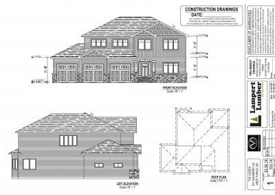The Linden Custom Home Plan