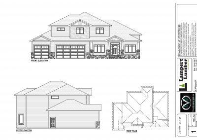 Grayson Custom Home Plan