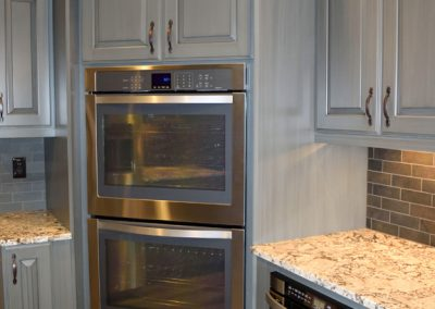 Custom Home Kitchen