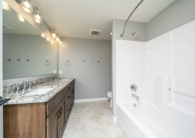 Custom Home Bathroom