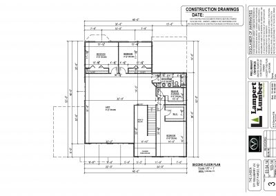 The Linden Floor Plan