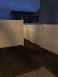 Custom Home Yard Fence