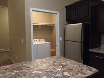 Custom Home Laundry Room