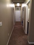 Custom Home Hallway